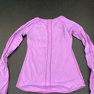 Lululemon Shirt Long Sleeve Top yoga 6